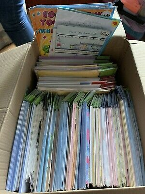 300 Job Lot Of Greeting Cards For Every Occasion Fathers Day Birthdays Plus More