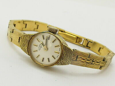 Vintage Rotary Hand Wind Ladies Watch