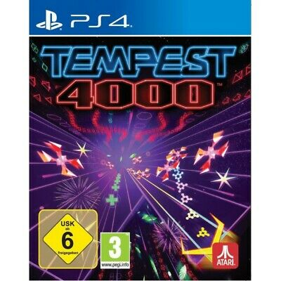 Tempest 4000 (Ps4) Brand New And Sealed Free Postage Uk