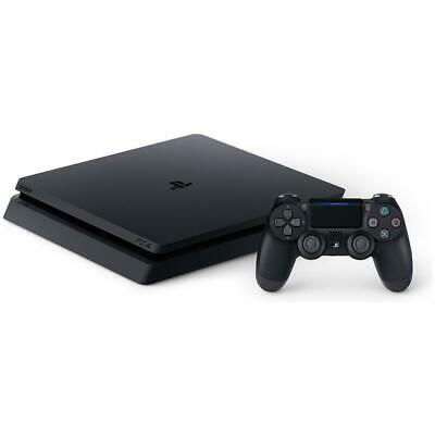 Sony Playstation 4 500Gb Slim Black Console