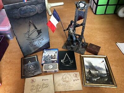 Assassin's Creed Unity - Guillotine Collector's Case [PS4]