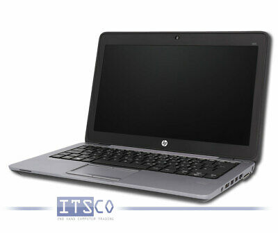 NOTEBOOK HP ELITEBOOK 820 G1 CORE i7-4600U 2x 2.1GHz 4GB RAM 320GB HDD