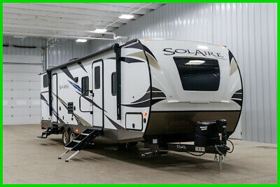2020 Palomino Solaire Ultra Lite 317 BHSK double slide bunkhouse camper RV
