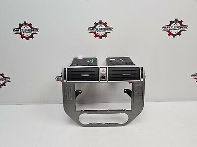 Ford Kuga Mk1 Fascia Centre Air Vents Radio Ac Heater Surround Trim
