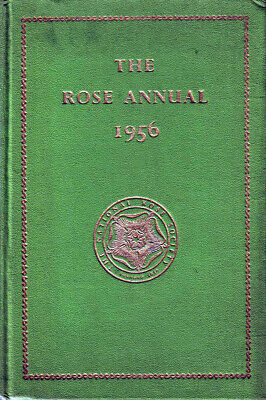 The National Rose Society Annual 1956