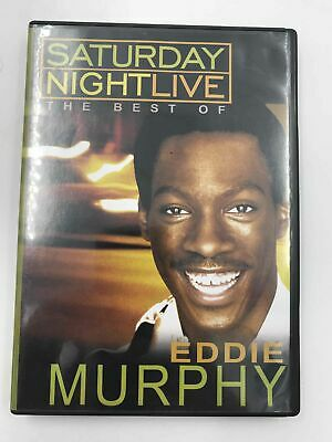 Saturday Night Live Best Of Eddie Murphy DVD