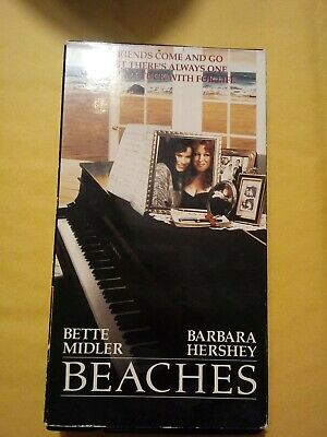 Beaches (VHS, 1996) Great Condition