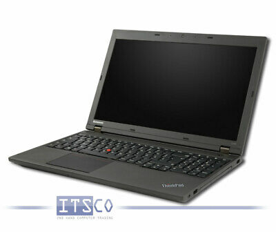 NOTEBOOK LENOVO THINKPAD L540 CORE i5-4300M 2x 2.6GHz 8GB RAM 500GB HDD