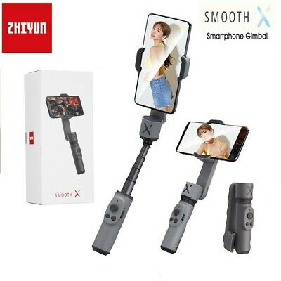 Zhiyun Smooth X 2- Axis Smartphone Gimbal Stabilizer for iPhone Samsung Huawei