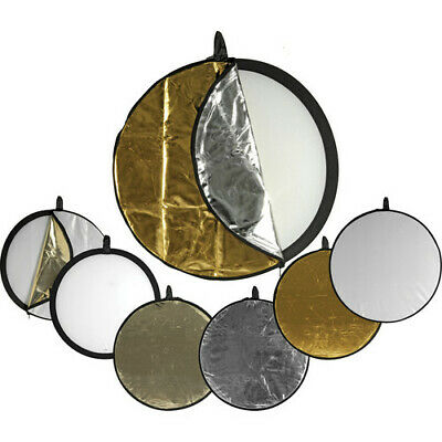 Impact 5-in-1 Collapsible Circular Reflector Disc ( 42 ) BRAND NEW SEALED