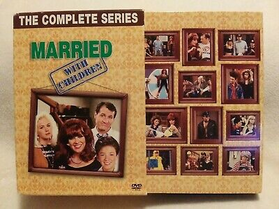 Married With Children: The Complete Series DVD Seasons 1-11 DVD (32 DISC SET)