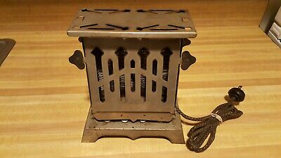 !!! Antique Hotpoint Electric Toaster - Works Great !!!
