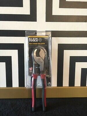 """NEW Klein Tools 9"""" High-Leverage Cable Cutter (63050-SEN)"""