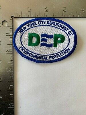 New York City Department Of Environmental Protection Patch