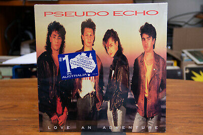 Pseudo Echo -:::SEALED:::- Love An Adventure - Vinyl Record Lp