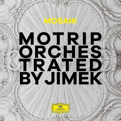 MOTRIP Mosaik Orchestrated By Jimek (Ltd.Deluxe Edt.)  (2016) CD + DVD NEU & OVP