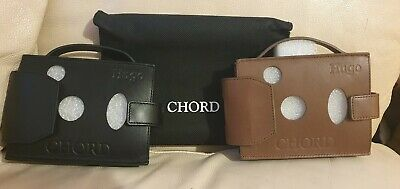 Brand New Chord Hugo Case Leather black & brown colour. 300 PCS available!!!!
