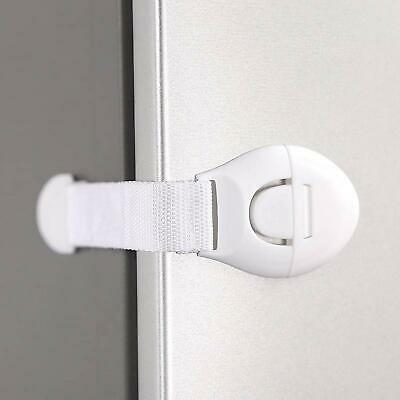 Baby Children Safety Lock Catch Cabinet Drawer Fridge Cupboard Door 0071