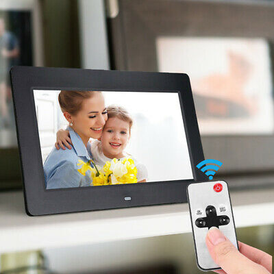 10Inch Electronic Album 1024*600 LED Digital Photo Frame MP3 MP4 Player +Remoter