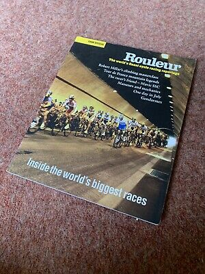 Rouleur Cycling Magazine Issue 18 Tour Special