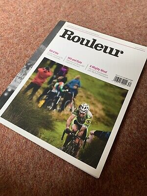 Rouleur Cycling Magazine Issue 34