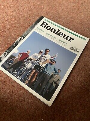 Rouleur Cycling Magazine Issue 35