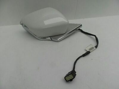 Passenger Side View Mirror 1 Piece Glass Fits 18 LINCOLN CONTINENTAL 520404