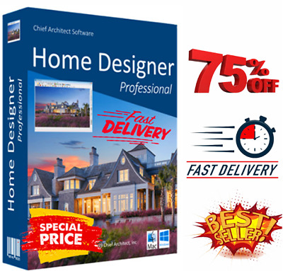 Chief Architect Home Designer Pro 2020 ✔️ Lifetime License ✔️ 5s DELIVERY