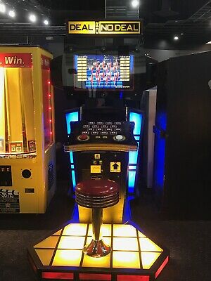 ****** Deal Or No Deal Ticket Redemption Arcade Video Game ******