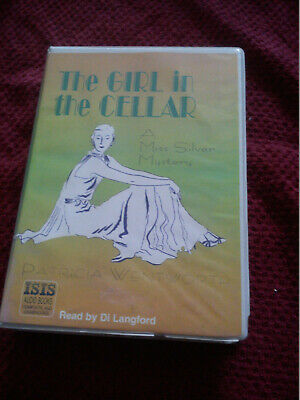 Patricia Wentworth Scarce 5 Cassette Audio Book THE GIRL IN THE CELLAR 6hrs