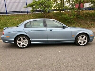 Jaguar s type r 2002 53k 1 former keeper