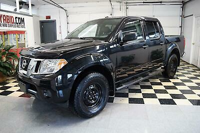 2017 Nissan Frontier SV V6 4x4 NO RESERVE 2017 Nissan Frontier 4x4 SV V6 Repairable Salvage Truck Rebuildable Damaged