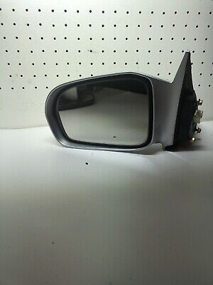 Driver Side View Mirror Power Coupe Door Heated Fits 01-05 CIVIC