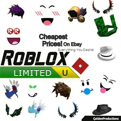 🔥Roblox Limited Value And Rap Limiteds (Read Description) Stocked🔥