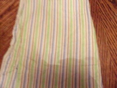 #Infant Boy Lot Of 2 Receiving Blankets Free Ship