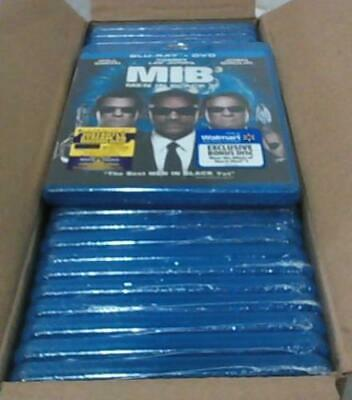 NEW LOT OF 30 MIB3 Men in Black 3 Bluray + DVD $335.57