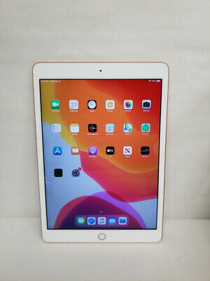 Apple iPad 7th Gen. 32GB, Wi-Fi, 10.2 in - Gold 3/B36665A