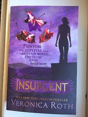 Insurgent (Divergent, Book 2) by Veronica Roth (Paperback, 2012) New