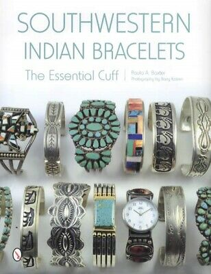 Southwestern Native American Indian Bracelets Collector Guide Turquoise Silver