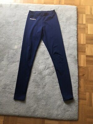 BNWOT Rhino Girls Navy Stretch Sports Joggers LY/XLY
