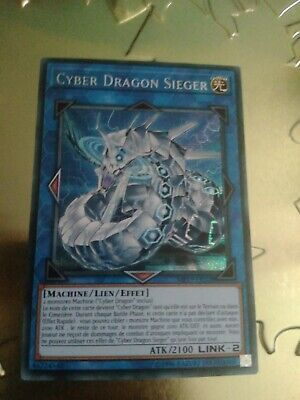 Cyper dragon sieger,lien,machine,yu-gi-oh(MP196FR108(