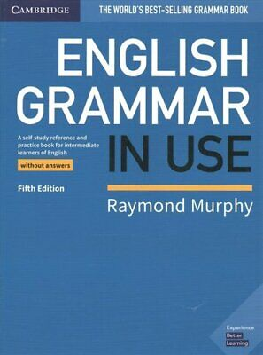 English Grammar in Use Book without Answers A Self-study Refere... 9781108457682