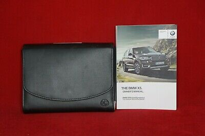 2015 BMW X5 Owner's Manual