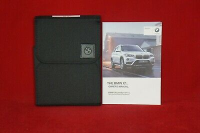 2016 BMW X1 Owner's Manual