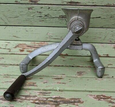 Universal Table Top Meat Grinder Hand Crank Cast Iron