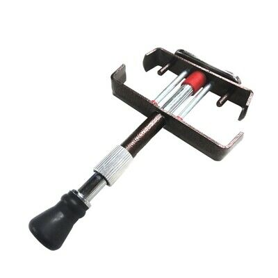 Portable Car Brake Clutch Foot Pedal Security Anti Theft Adjustable Clamp Lock