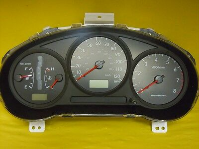 06 Impreza Speedometer Instrument Cluster Dash Panel Gauges 62,824