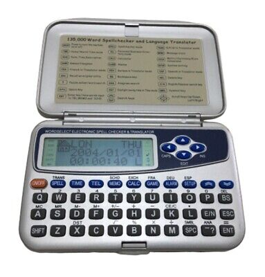 Word Select 135,000 Spell Checker & Language Translator