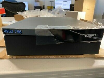 NEW OPEN BOX 4900-786 Toshiba TCx 700 Compact Terminal, Iron Grey