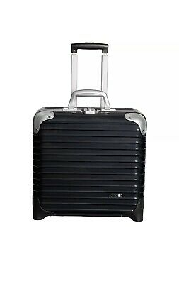 """RIMOWA 15.5"""" Limbo Business Trolley Multiwheel Spinner Suitcase- NEW"""